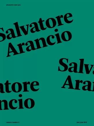 PLEASED TO MEET YOU: SALVATORE ARANCIO